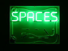 spaces and full car park sign